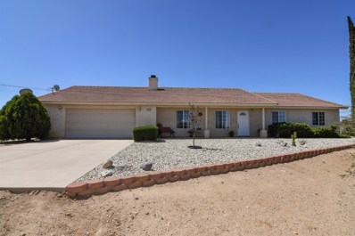 11833 Prairie Trail, Oak Hills, CA 92344 - MLS#: 500240