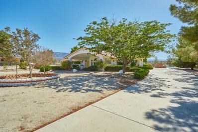 11944 Ponderosa Road, Pinon Hills, CA 92372 - MLS#: 500288
