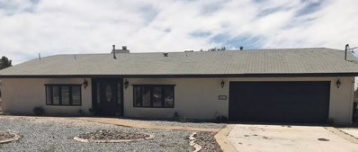 18747 Corwin Road, Apple Valley, CA 92307 - MLS#: 500366