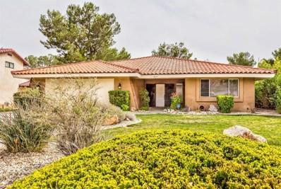 14827 Blue Grass Drive, Helendale, CA 92342 - MLS#: 500431