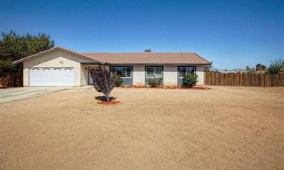 15245 Blackfoot Road, Apple Valley, CA 92307 - MLS#: 500533