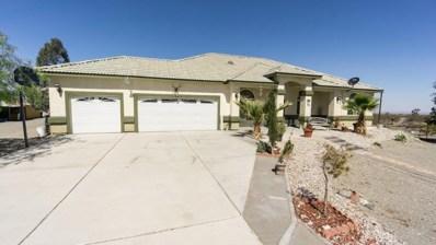 13090 Blanco Road, Pinon Hills, CA 92372 - MLS#: 500548