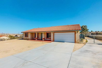 15225 Rancho Road, Victorville, CA 92394 - MLS#: 500699