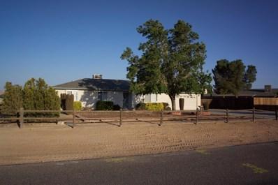 13537 Pauhaska Road, Apple Valley, CA 92308 - MLS#: 500715