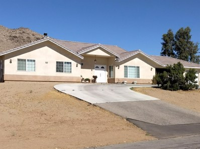 16408 Rancherias Road, Apple Valley, CA 92307 - MLS#: 500784
