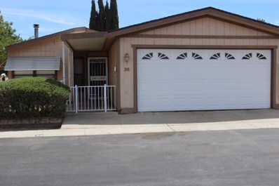 12550 Main Street UNIT 38, Hesperia, CA 92345 - MLS#: 500812
