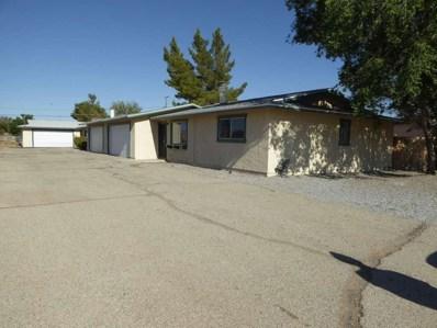 13475 Mohawk Road, Apple Valley, CA 92308 - MLS#: 500835