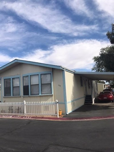 22838 Bear Valley Road UNIT 109, Apple Valley, CA 92308 - MLS#: 500961