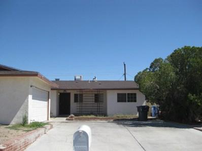 1513 Deanza Street, Barstow, CA 92311 - MLS#: 501186