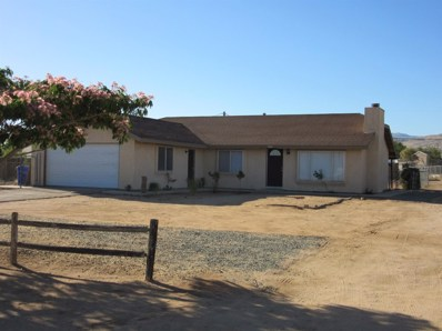 21985 Panoche Road, Apple Valley, CA 92308 - MLS#: 501229
