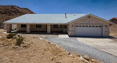 14820 Byron Drive, Apple Valley, CA 92307 - MLS#: 501252