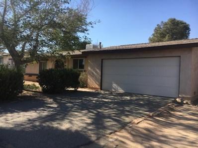 16650 Bodart Street, Hesperia, CA 92345 - MLS#: 501278
