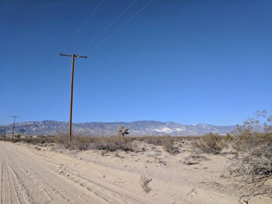0 Santa Fe Fire Road, Lucerne Valley, CA 92356 - MLS#: 501365