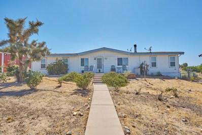 9170 Darwin Drive, Pinon Hills, CA 92372 - MLS#: 501384