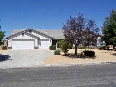 15452 Lookout Road, Apple Valley, CA 92307 - MLS#: 501434
