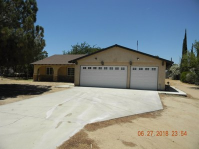 10598 Victor Avenue, Hesperia, CA 92345 - MLS#: 501492