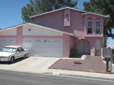 1361 Tara Street, Barstow, CA 92311 - MLS#: 501510