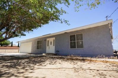 16594 Birch Street, Hesperia, CA 92345 - MLS#: 501521