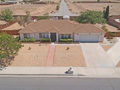 22411 Hurons Avenue, Apple Valley, CA 92307 - #: 501524