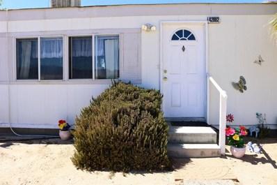42882 Duntroon Street, Newberry Springs, CA 92365 - MLS#: 501719