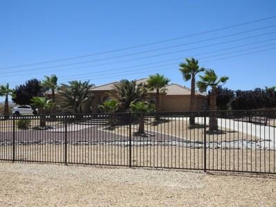 12425 Farmington Street, Oak Hills, CA 92344 - MLS#: 501750