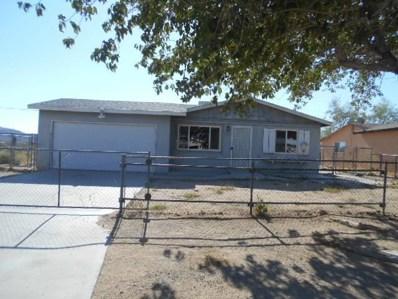 36061 Dividing Line Street, Yermo, CA 92398 - MLS#: 501783