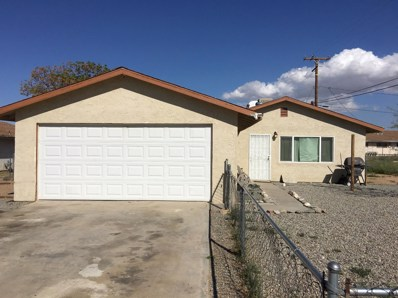 18265 Larkspur Road, Adelanto, CA 92301 - MLS#: 501788