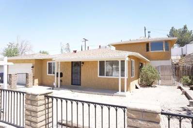 817 Caliente Drive, Barstow, CA 92311 - #: 501789