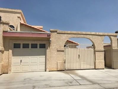 11454 Nautical Lane UNIT 10, Helendale, CA 92342 - MLS#: 501821