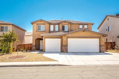 14177 Dry Creek Street, Hesperia, CA 92345 - MLS#: 501833