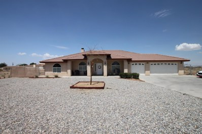 12968 Central Road, Apple Valley, CA 92308 - MLS#: 502076
