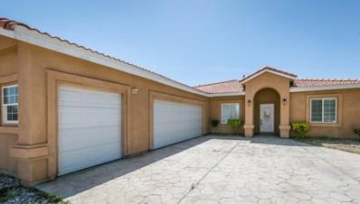 14387 Schooner Drive, Helendale, CA 92342 - MLS#: 502090