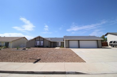 14153 Whispering Sands Drive, Victorville, CA 92392 - MLS#: 502163
