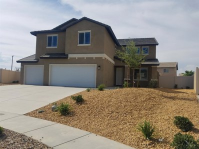 13708 Polk Court, Hesperia, CA 92344 - MLS#: 502242