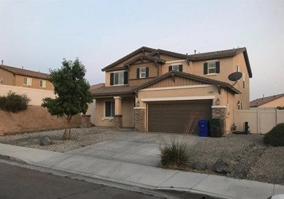 14395 Chumash Place, Victorville, CA 92394 - MLS#: 502356