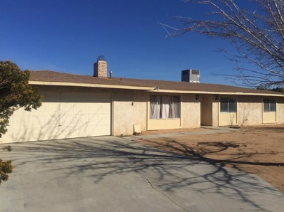 21922 Resoto Road, Apple Valley, CA 92307 - MLS#: 502491