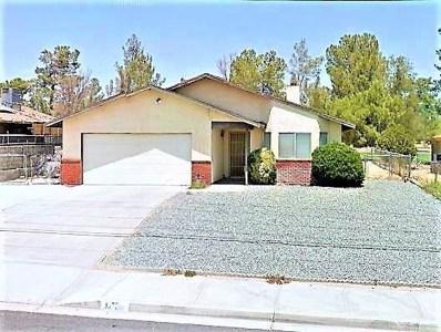 15750 Yates Road, Victorville, CA 92395 - MLS#: 502493