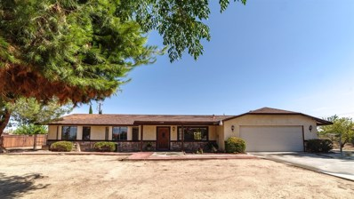 20048 Yucca Loma Road, Apple Valley, CA 92307 - MLS#: 502566