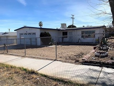 1316 Kelly Drive, Barstow, CA 92311 - MLS#: 502582