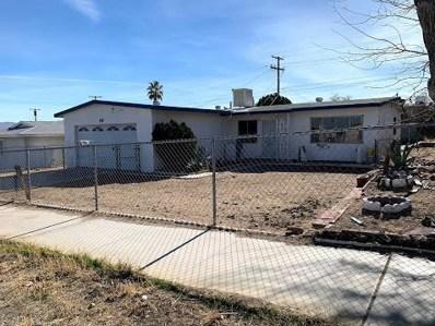 1316 Kelly Drive, Barstow, CA 92311 - MLS#: 502582