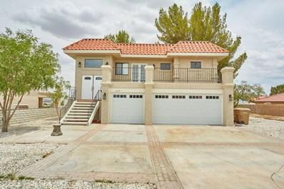 13305 Palos Grande Drive, Victorville, CA 92395 - MLS#: 502654