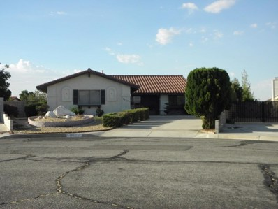 18650 Knollwood Court, Victorville, CA 92395 - MLS#: 502696