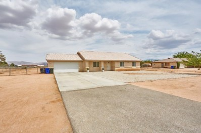 15535 Erie Road, Apple Valley, CA 92307 - MLS#: 502759