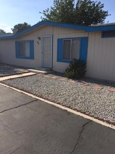 21621 Sandia Road UNIT 62, Apple Valley, CA 92308 - #: 502790