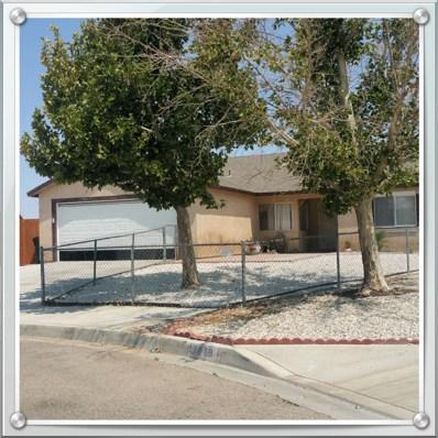 17829 Mono Court, Adelanto, CA 92301 - MLS#: 502918