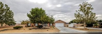 20342 Skyline Ranch Drive, Apple Valley, CA 92308 - MLS#: 502940