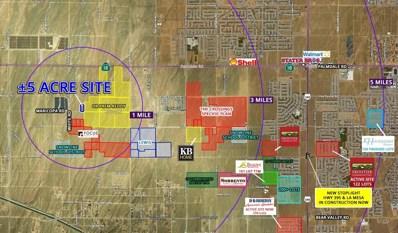 0 Maricopa Road, Phelan, CA 92371 - MLS#: 502984