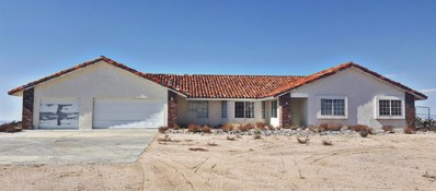 25625 Castlerock Road, Apple Valley, CA 92308 - MLS#: 502994