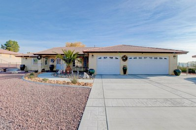 16045 Chiwi Road, Apple Valley, CA 92307 - MLS#: 503007