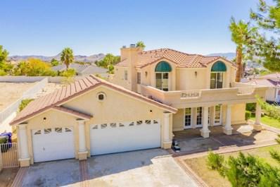 16303 Ridge View Drive, Apple Valley, CA 92307 - MLS#: 503180